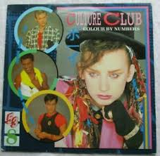<b>culture club colour</b> by numbers products for sale | eBay