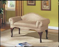 Padded Benches Living Room Upholstered Bench With Back