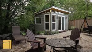 backyard home office. Backyard Home Office E