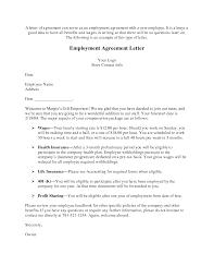 Employment Contract Cover Letter Sample – Elsik Blue Cetane