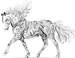 Horse Herd Coloring Pages I On Spirit Riding Free Trailer Netflix