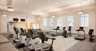 hilton new orleans st charles avenue hotel la fitness center