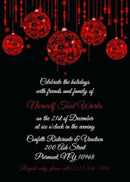 Formal Christmas Party Invitations Awesome Company Christmas Party Invitation Templates Free