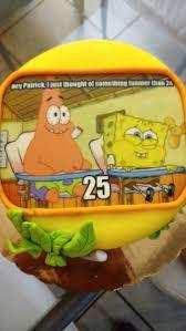 Spongebob Birthday Cake Tumblr