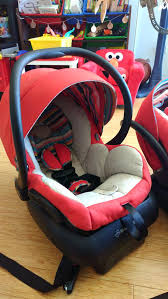 used maxi cosi car seat infant bohemian red 0 months baby kids in us pria 70 fashion kit