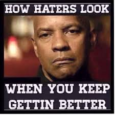 What The Bible Says About Haters Rolling Out