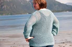 Lacy Crochet Cardigan Pattern Cool Design