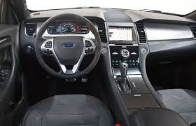 2018 ford taurus interior. delighful ford ford taurus sho 2018 concept features sedan and changes interior photo for ford taurus interior