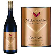 Villa Maria Cellar Selection Marlborough Pinot Noir