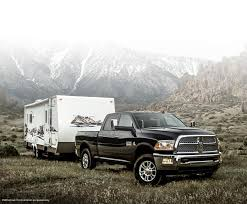 2013 Ram Towing Chart Ram Truck Towing Capabilities