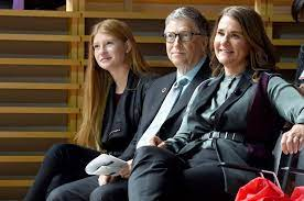 Bill and Melinda Gates share 2 critical lessons they're teaching their kids  | Bill gates, Love and logic, Bill gates daughter
