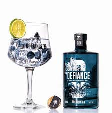 york gin. including sweet flag, cicely, sitka tips and hand-picked juniper berries will be launched at the grand hotel \u0026 spa, york \u2013 \u0027defiance gin\u0027 gin
