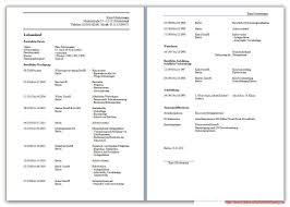 Lebenslauf Berufsanf Nger Vorlage Vorlagen Komplett