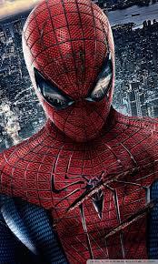 free amazing spiderman wallpaper
