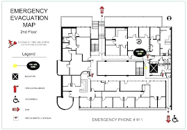 Evacuation Plan Sample Family Evacuation Plan Template Emergency Procedure