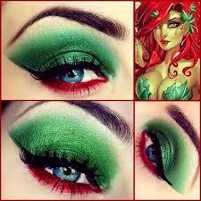 poison ivy makeup k escobar