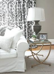 decorative tables for living room post with tips on how to choose the right size end table decorating without lamps decorating end tables without lamps m49