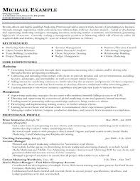 Resume Combination Format Functional Resume Template Example Project