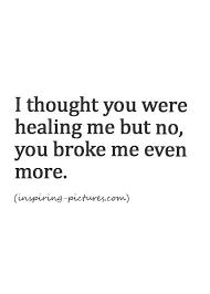 Quotes Of Heart Break