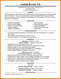 Attorney Resume Samples Teller Resume Sample