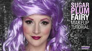 nuter sugar plum fairy makeup tutorial whole costumes