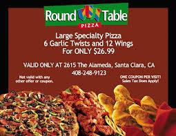 round table pizza 408 auto center dr
