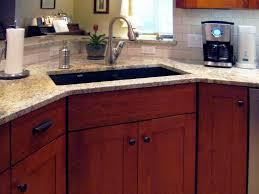 Corner Kitchen Sink Cabinet Corner Kitchen Sink Cabinet Design Kitchen Bath Ideas The