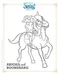 Spirit Coloring Pages Kids N Fun 16 Coloring Pages Of Spirit Riding
