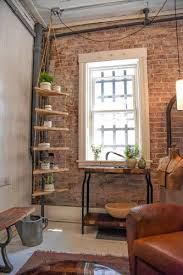 bricks furniture. Liz Karney, Owner Of Sticks And Bricks, Builds All Her Furniture The Majority Accessories By Herself. This Is A Portion Inside Bricks
