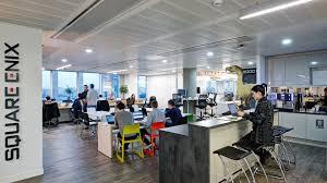 square designed offices. Square Designed Offices