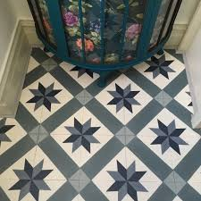 more views spanish tile design cushioned vinyl flooring