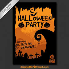 halloween pictures to download halloween birthday invitations psd vector eps ai format download