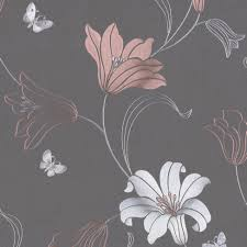 Rose Gold Floral Wallpapers - Top Free ...