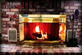 07 feb replace the fireplace glass door and fix the damper or use a chimney balloon