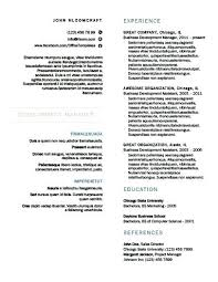 How To Get A Resume Template On Word 2010 Adorable Resume Template Google Docs Gallery Forms Templates For Word 44 R