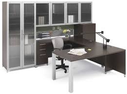 office desk with hutch storage. Quad \ Office Desk With Hutch Storage S