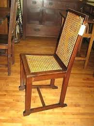 stickley mission chair craftsman dining table