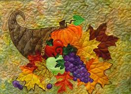 11 best Thanksgiving Quilts images on Pinterest   Fall quilts ... & Thanksgiving placemat or table runner Adamdwight.com