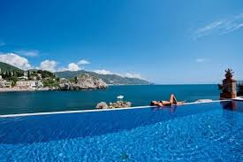 Image Greece Hotel Caruso Infinity Pools Wonderslist Top 10 Exotic Manmade Infinity Pools Wonderslist