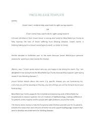 Simple Press Release Template Press Release Email Template Press Release Email Template Press