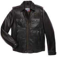blauer usa dallas leather jacket men jackets fashion black blauer jackets top designer collections