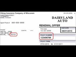 Dairyland Auto Insurance Quote
