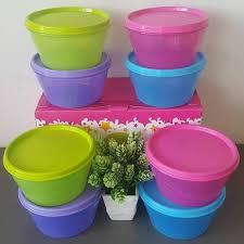 tupperware snack n go gift set 8 500ml