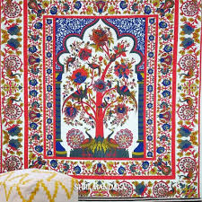 life tapestry wall hanging