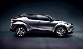 2018 toyota upcoming. contemporary toyota toyota chr side profile and 2018 toyota upcoming