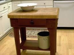 small kitchen island butcher block. Small Portable Butcher Block Kitchen Island With Top And Seating. Seating O