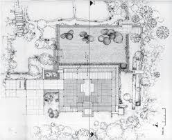 Shōdenji Garden Plan View From Bring And Wayenbergh Japanese Gorgeous Zen Garden Design Plan Concept