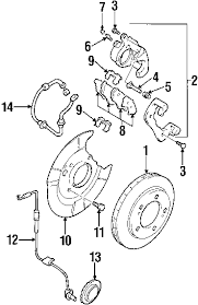 2003 chevrolet tracker parts gm parts department buy genuine gm 5 shown see all 12 part diagrams