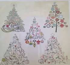 Details About Christmas Tree Cross Stitch Collection Counted Chart Stoney Knob Farm Sgi4