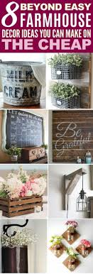 8 Amazing Rustic DIY Projects That'll Give You That Farmhouse Look